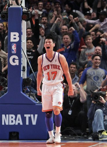 Houston braces for Linsanity