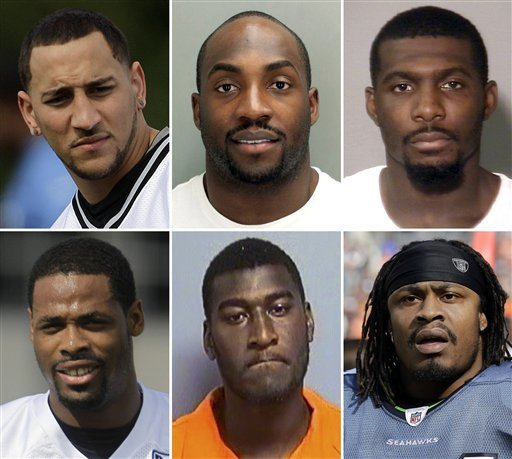 NFL camps can't open soon enough for this bunch