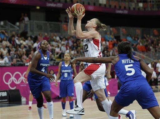 China women beat Angola 76-52 at Olympics