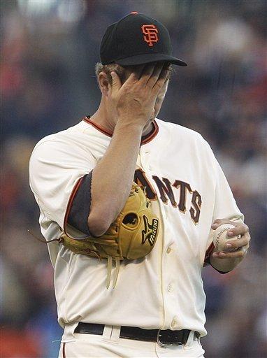 Tejada homers, Mets beat Giants in Pence's debut