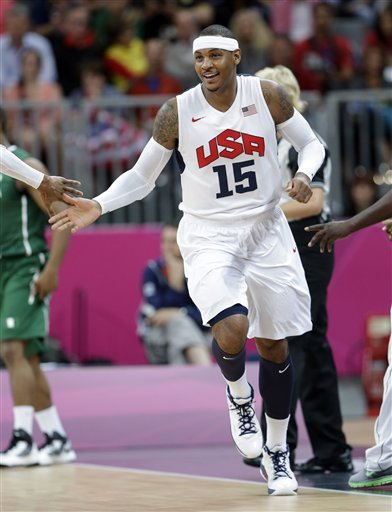 Records in hand, US men's team ready for Lithuania