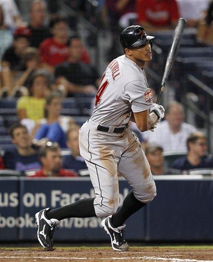Maxwell, Harrell help Astros take rare victory