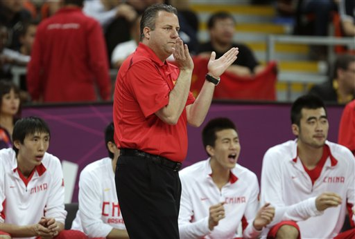 Without Yao, China basketball has work to do