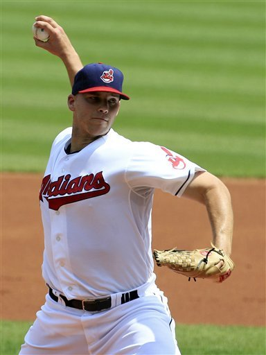 Indians top Twins 6-2 to end 11-game losing streak