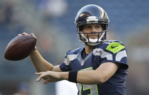 Flynn to get 2nd straight start for Seattle