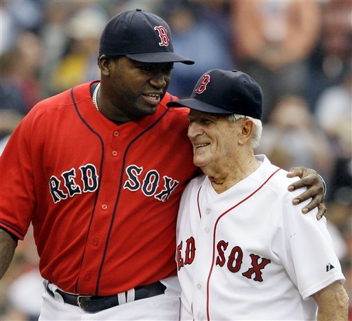 Johnny Pesky, beloved by Red Sox fans, dies at 92