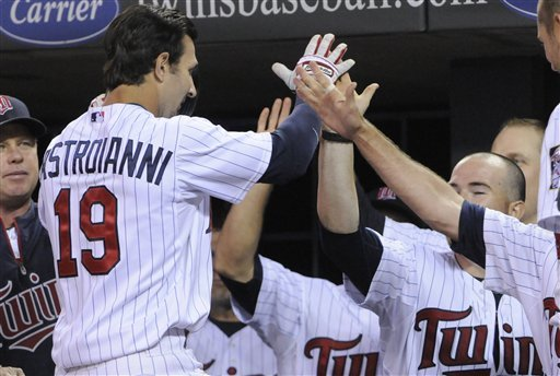 Deduno pitches Twins past struggling Tigers 9-3