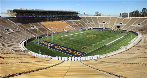 Cal looks forward to new season in new stadium