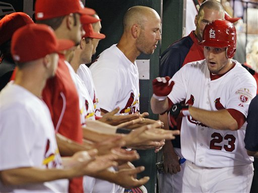 Cardinals beat Diamondbacks 5-2