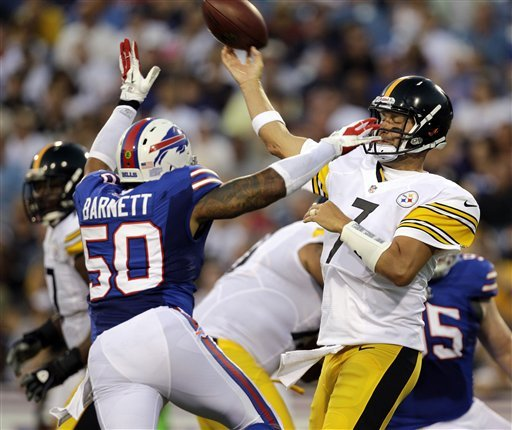DeCastro's knee injury overshadows Steelers' win