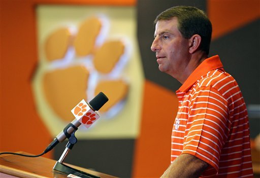 No. 14 Clemson puts Orange Bowl in rearview mirror