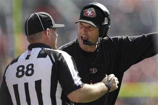 Fill-in refs raising concerns as NFL season looms