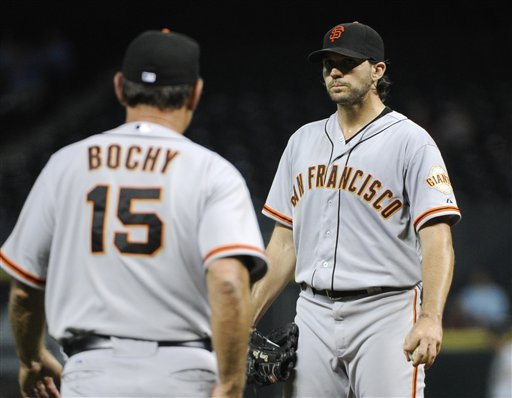 Pence, Arias lead Giants over Astros 6-4