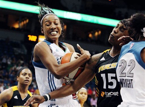 Brunson's double-double leads Lynx past Shock