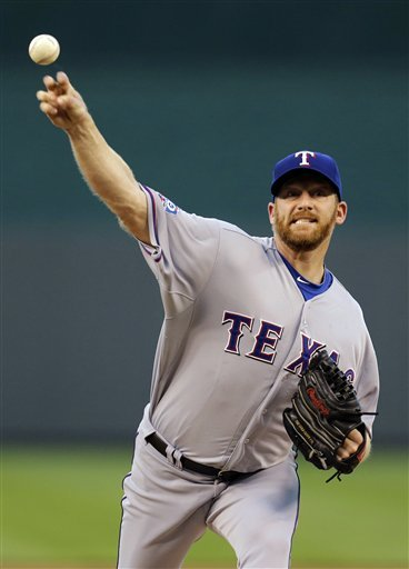 Beltre, Dempster lead Rangers over Royals 7-6