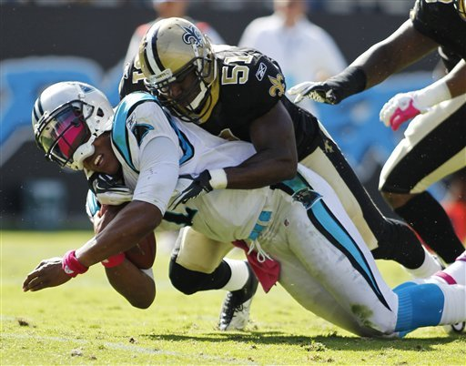Newton brushes off talk of revenge vs. Saints