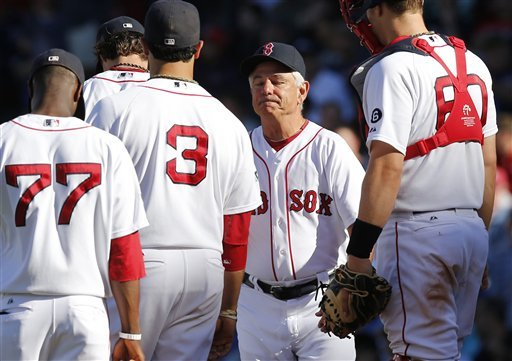 Bobby V: Bosox roster in September 'weakest' ever