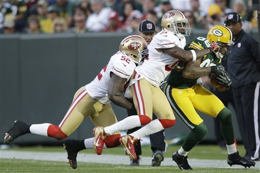 49ers show they're serious NFC contender in Week 1