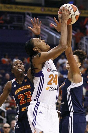 Lawson powers Sun past Mercury 100-78