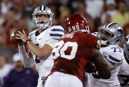 Realignment helps Big 12 restock quality QBs