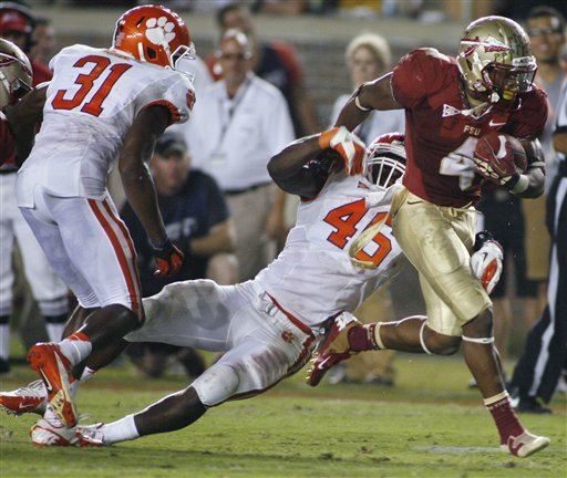 Resurgent running game bolsters Seminoles offense