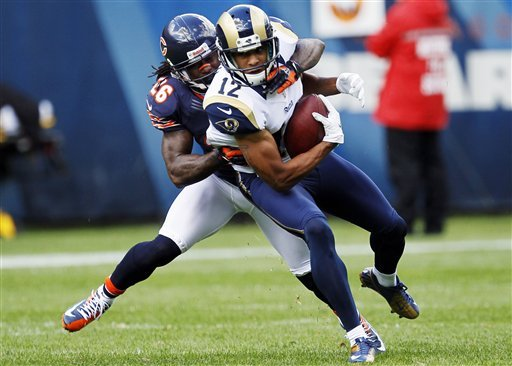 Jennings, Bears defense rising to challenge