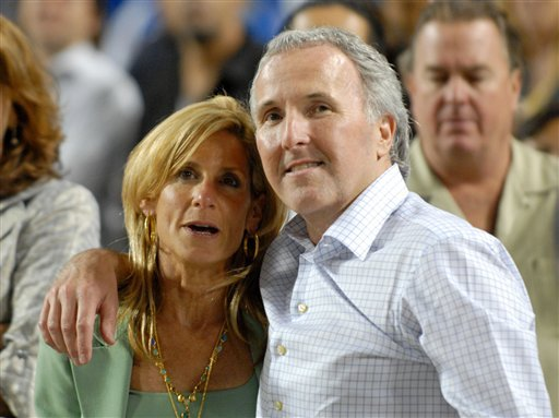 APNewsBreak: Ex-Dodger owner back in divorce court