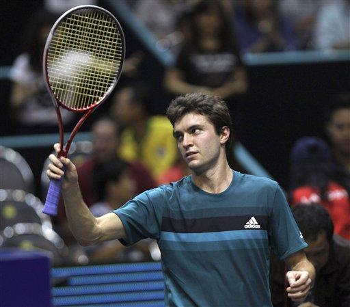 Simon reaches final of Thailand Open