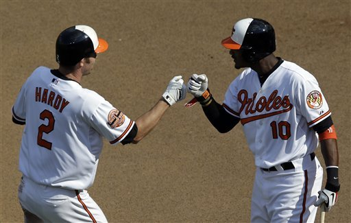 Orioles beat Red Sox 6-3, clinch playoff berth