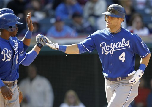 Royals finish another year with losing record
