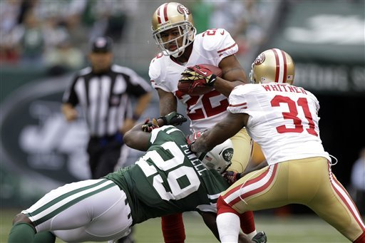 49ers defense dominates again in shutout of Jets