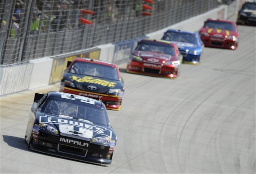 Bowyer believes Talladega is his shot to pounce