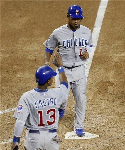 Cubs end 7-game losing streak, beat Diamondbacks