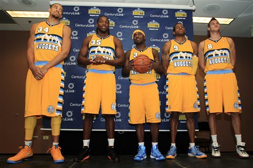 Lawson asserts Nuggets top team in West