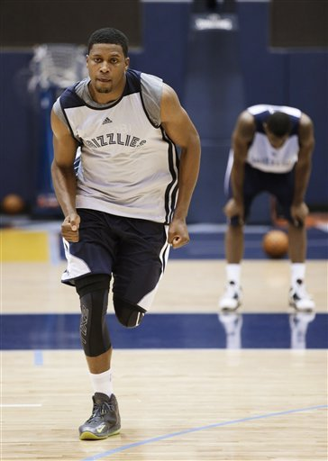 Grizzlies forward using Olympic cut as motivation