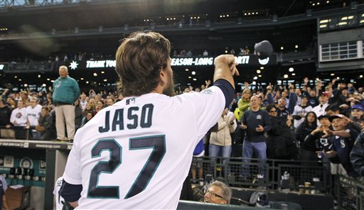 Mariners hope improved offense coming in 2013
