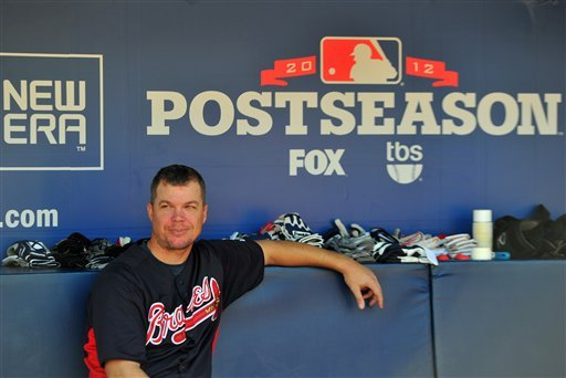 Chipper has forgettable farewell in playoff loss