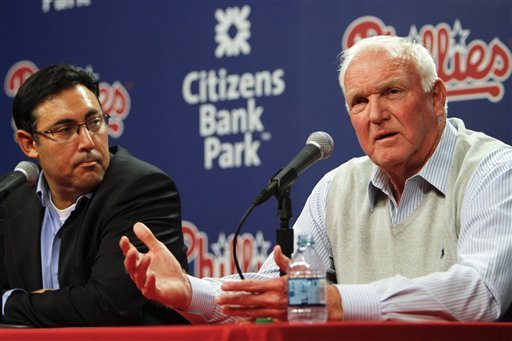 Phillies look for answers after down year