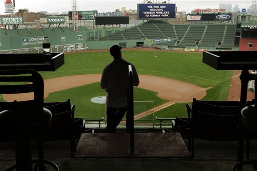 Red Sox GM has chance to build from manager down