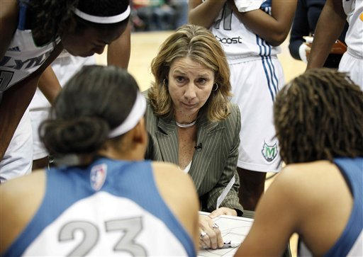 Lynx beat Sparks 94-77 in Western finals opener