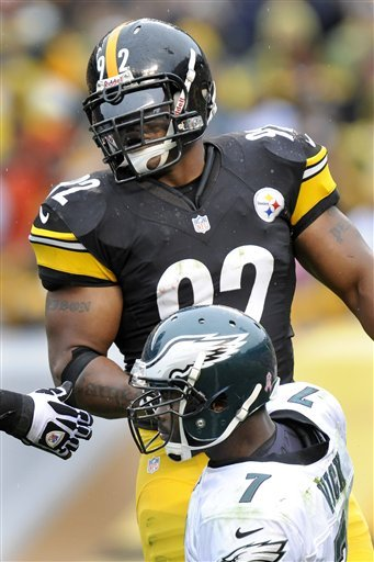 Steelers hoping to slow record penalty pace