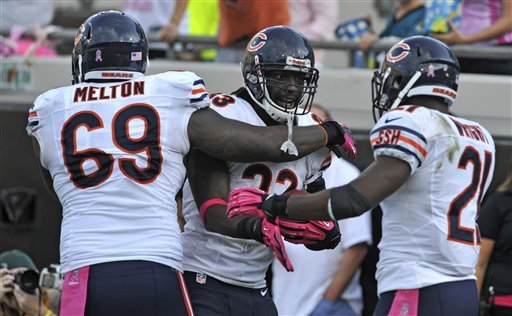 Bears' defense keeps racking up points