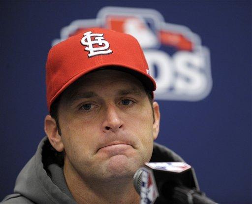 Cardinals-Nationals Preview