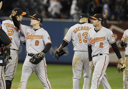 Hardy, Orioles beat Yankees in 13th, force Game 5