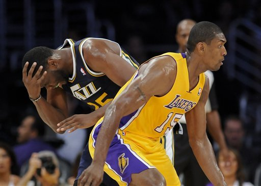 Jazz beat Lakers 99-86