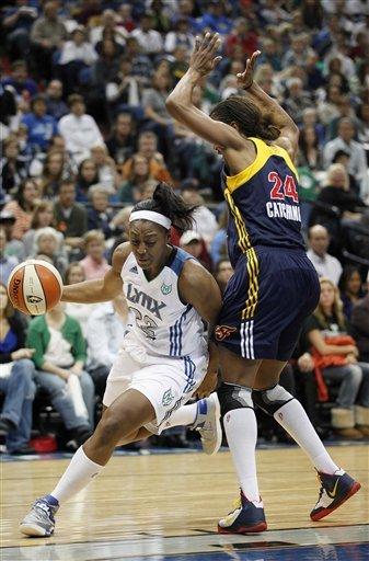 Fever stun Lynx in Game 1, 76-70