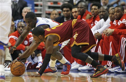 Young, Wayns lead 76ers past Cavaliers 113-99