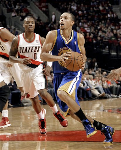 Guard Stephen Curry was limited to 26 games last season.