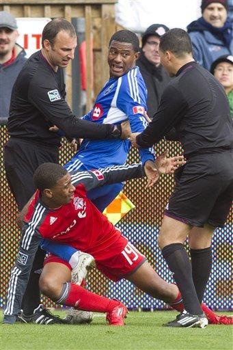 Toronto FC plays scoreless tie against Montreal