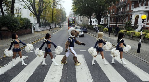 abbey road webcam nothing is real paul was replaced